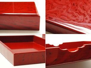 硯箱(すずりばこ)伝統工芸漆塗り本漆1点もの◆現品限り