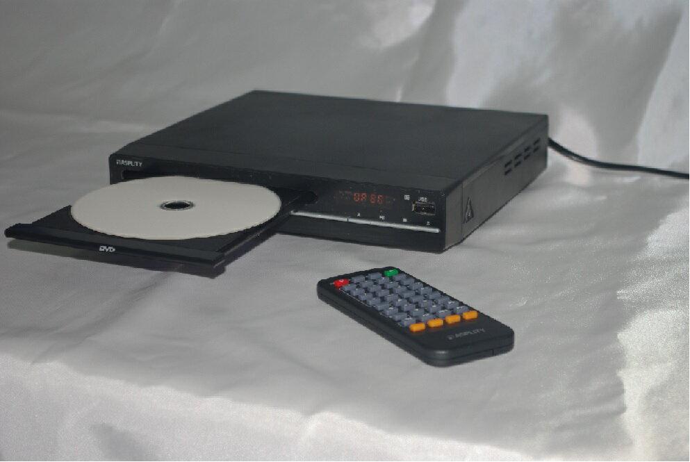 DVD/CDプレーヤー+DVD3枚プレゼント