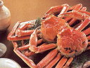 【送料無料】ズワイガニ夫婦セット 4杯入り(雄のずわいがに2杯と雌のずわいがに(せいこ 蟹)2杯のセ ...