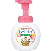 ライオンキレイキレイ泡ハンドソープ本体【250ml】【フルーツミックスの香り】