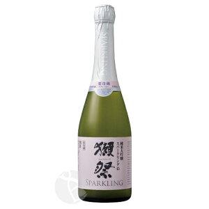 獺祭 純米大吟醸 スパークリング 45 720ml だっさい