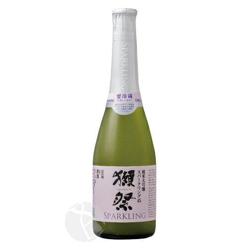 獺祭 純米大吟醸 スパークリング 45 360mlの紹介画像2