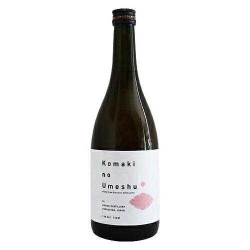 日本酒・焼酎, 梅酒 Komaki no Umeshu 720ml