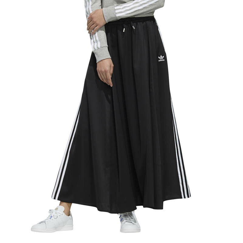 ボトムス, スカート  adidas Originals LONG SATIN SKIRT meister kobe