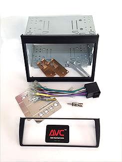 カーオーディオ, その他 AVC996 2DIN