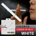 本気で禁煙するなら!魔裟斗も薦める! mismo スターターキット