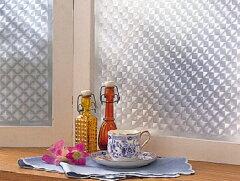 窓飾りシートの「大革命」スタイリッシュなレンズチェック!◇【送料無料】窓飾りシート(ガラ...