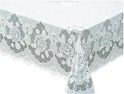テーブルクロス ブレンダ ホワイト