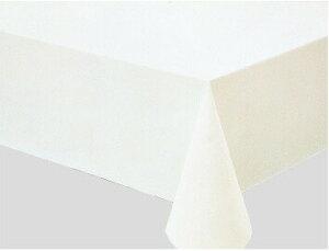 ホワイトのテーブルクロス!切売販売です◇切売りテーブルクロス MG-610M ホワイト【手数料200...