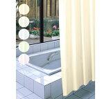 【775010】【メール便】バスカーテン(シャワーカーテン) NVS-400 各色 130cm巾x130cm丈 aa
