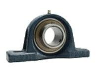 FYH 日本ピローブロック UCP209FC ピロー形ユニット 円筒穴・鋳鉄カバー付き(貫通形)
