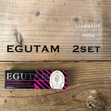 armada-style egutam アルマダスタイル エグータム EGUTAM まつ毛美容液 正規品 2本セット 即日発送 送料無料