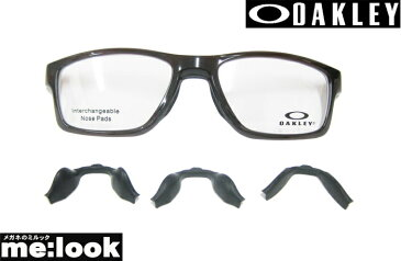 OAKLEY オークリー パーツCROSSLINK MNP サイズ53クロスリンク MNPフロントパーツバーク(クリアブラウン)8090-BR-F 4サイズパット付属