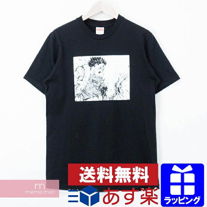 トップス, Tシャツ・カットソー 22SupremeAKIRA 2017AW Arm Tee T S 190526