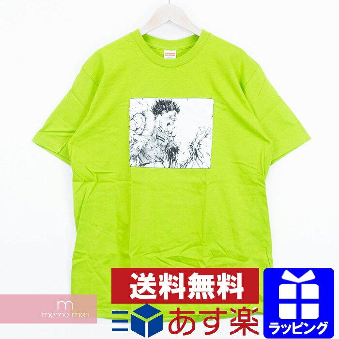 トップス, Tシャツ・カットソー SupremeAKIRA 2017AW Arm Tee T L210329me04