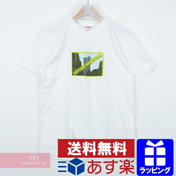 トップス, Tシャツ・カットソー Supreme 2019SS Greetings Tee T 190629me04