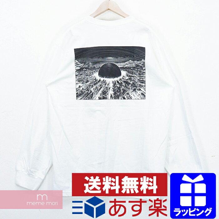 トップス, Tシャツ・カットソー 10OFFP1028SupremeAKIRA 2017AW Neo Tokyo LS Tee T T XL 190707