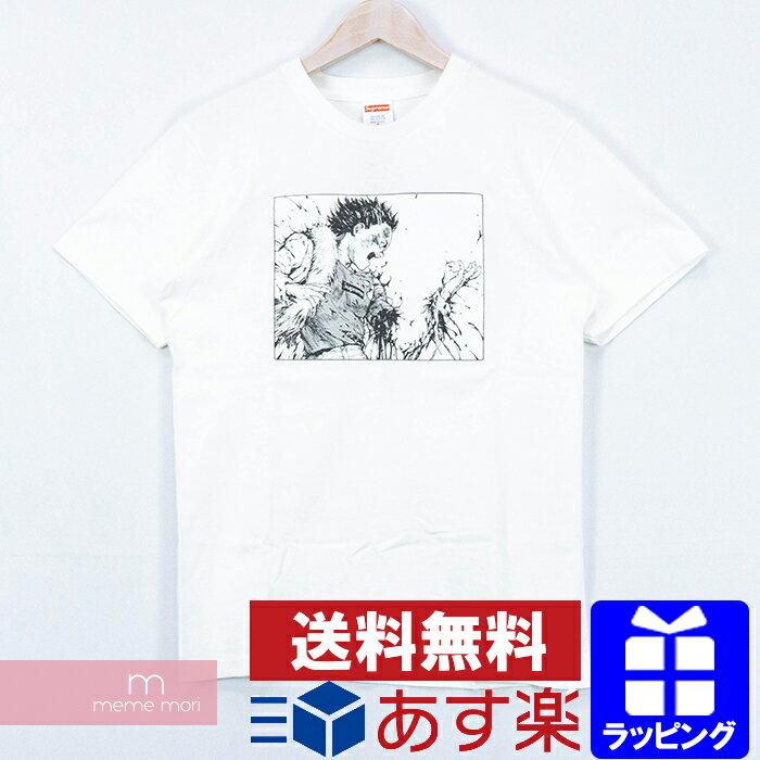 トップス, Tシャツ・カットソー 22SupremeAKIRA 2017AW Arm Tee T S 190813