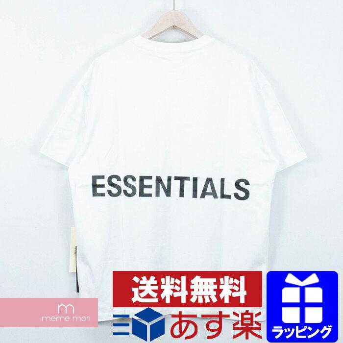 トップス, Tシャツ・カットソー FEAR OF GOD ESSENTIALS Back Logo Tee T 190816