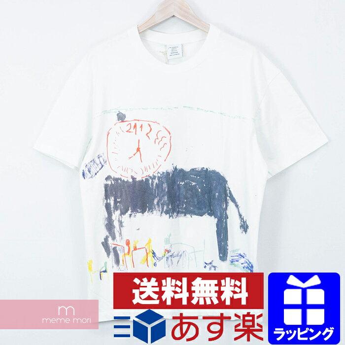 トップス, Tシャツ・カットソー 10OFFP1028VETEMENTS 2018AW Elephant Ella Tee UAH19TR312 T M 190917