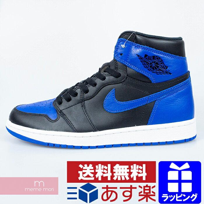 メンズ靴, スニーカー NIKE 2017SS AIR JORDAN 1 RETRO HIGH OG Royal 555088-007 1 US9.5(27.5cm)200924