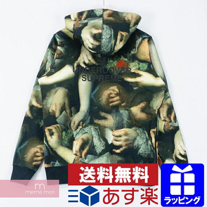 トップス, パーカー SALESupremeUNDERCOVER 2015SS Hooded Sweatshirt S 190926me03