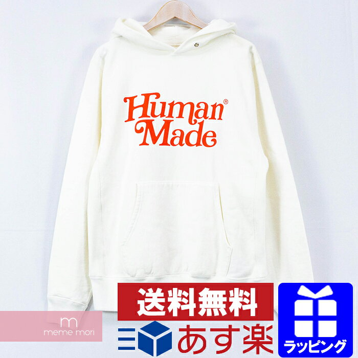 トップス, パーカー Girls Dont CryHUMAN MADE 2019SS PIZZA HOODIE L 191125fp