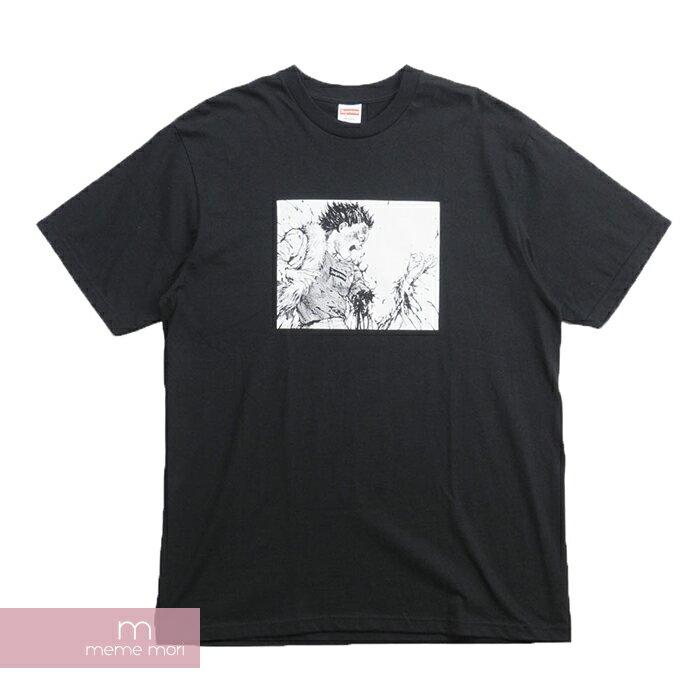 トップス, Tシャツ・カットソー 22SupremeAKIRA 2017AW Arm Tee T 190608gs