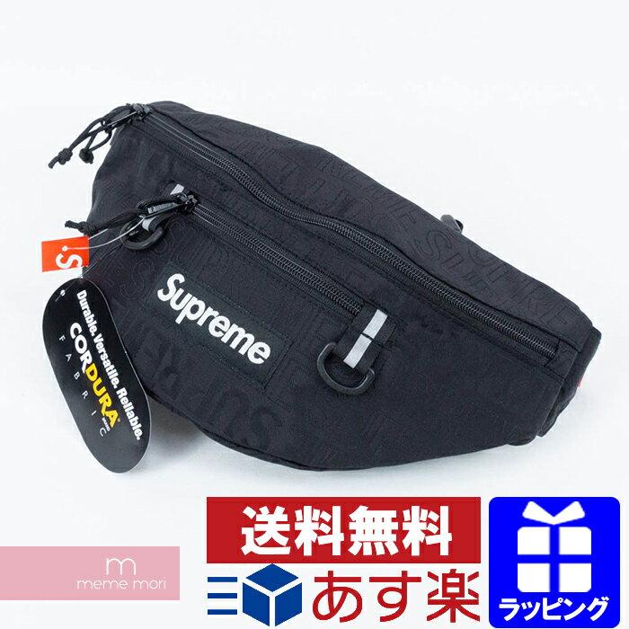 男女兼用バッグ, ボディバッグ・ウエストポーチ Supreme 2019SS Waist Bag 191226me04