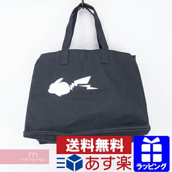 男女兼用バッグ, トートバッグ Fragment DesignPOKEMON THUNDERBOLT PROJECT 2019SS Big Bag THE CONVENI 200613