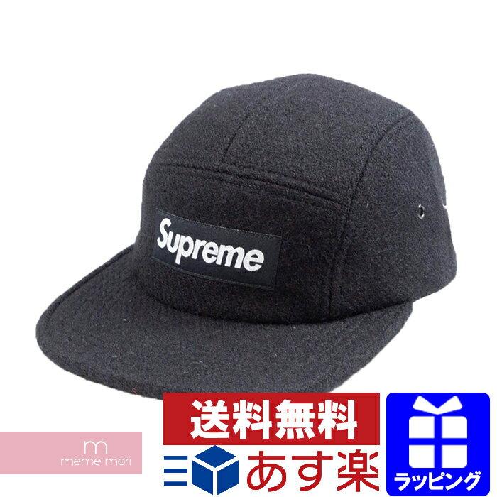 メンズ帽子, キャップ SALESupremeHarris Tweed 2016AW Featherweight Wool Camp Cap 210215me04
