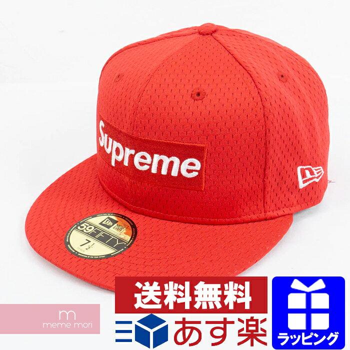 メンズ帽子, キャップ SupremeNEW ERA 2018SS Mesh Box Logo New Era Cap 7 12(59.6cm)200514