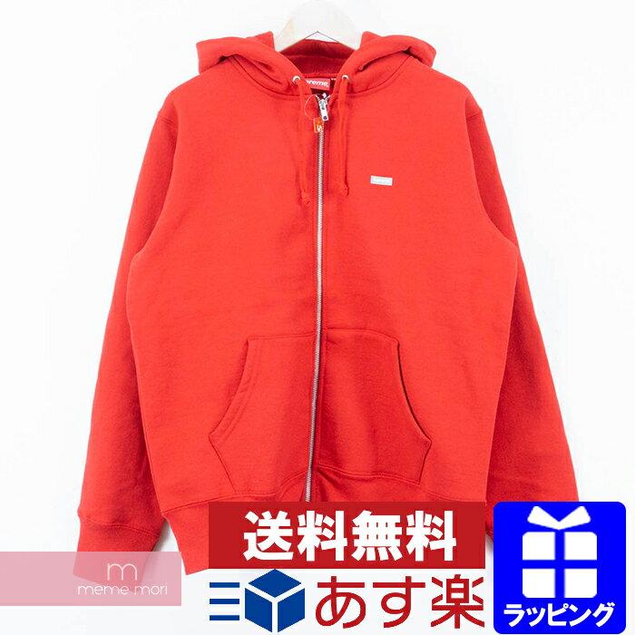 トップス, パーカー 10OFFP1028Supreme 2018AW Reflective Small Box Zip Up Sweatshirt S190115