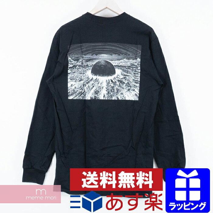 トップス, Tシャツ・カットソー 22SupremeAKIRA 2017AW Neo Tokyo LS Tee T T S 190812