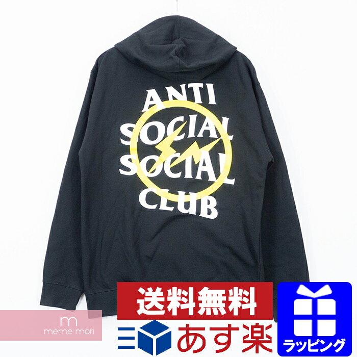トップス, パーカー 10OFFP1028ASSC Anti Social Social Clubfragment design 2019AW Hoodie M 200110