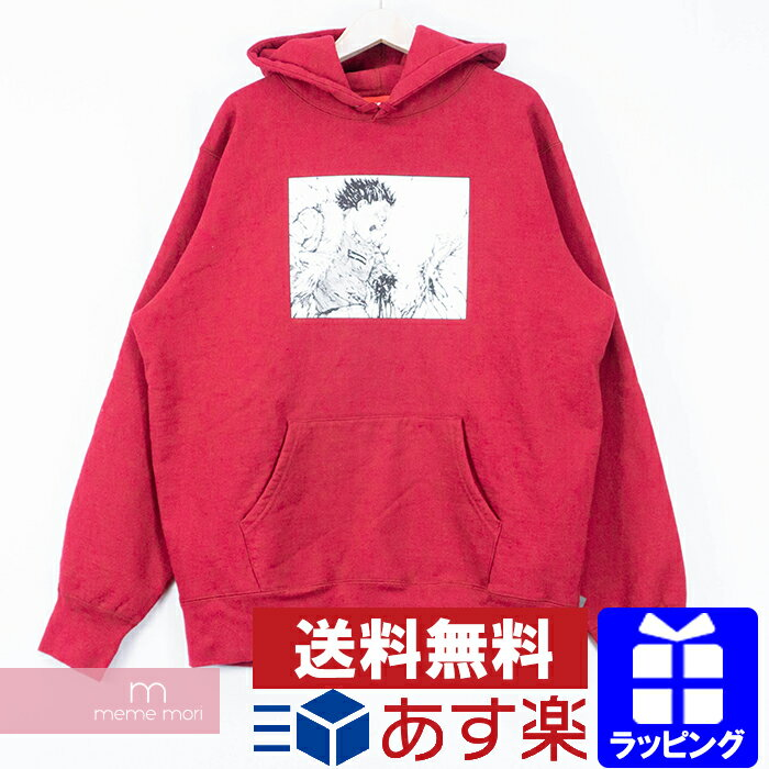 トップス, パーカー SupremeAKIRA 2017AW Arm Hooded Sweat Shirt XL 200114