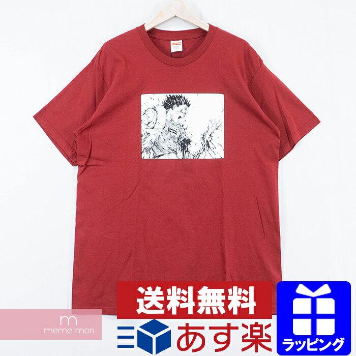 トップス, Tシャツ・カットソー SupremeAKIRA 2017AW Arm Tee T L200319-B