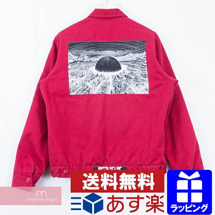 メンズファッション, コート・ジャケット SupremeAKIRA 2017AW Work Jacket M 200407-B