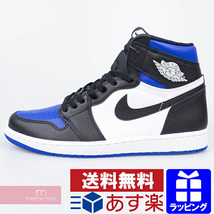 メンズ靴, スニーカー NIKE 2020SS AIR JORDAN 1 RETRO HI OG Royal Toe 555088-041 1 US9.5(27.5cm)200908me04