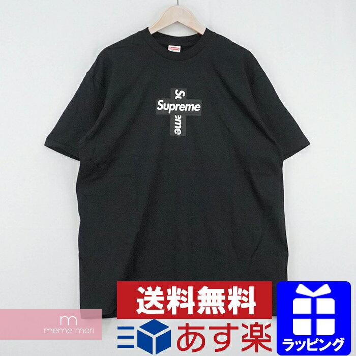 トップス, Tシャツ・カットソー Supreme 2020AW Cross Box Tee T 201227me04