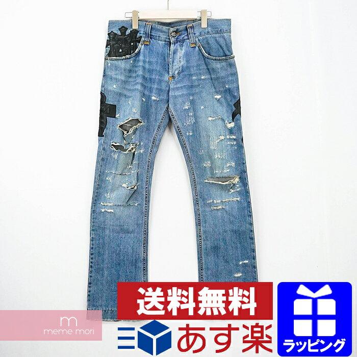 メンズファッション, ズボン・パンツ CHROME HEARTS Denim Pants DolceGabbana 210115-Bme04