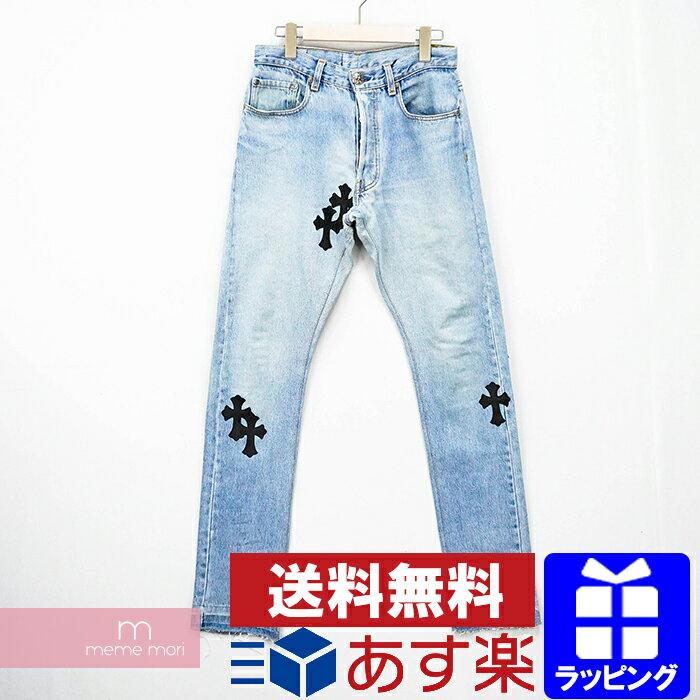 メンズファッション, ズボン・パンツ CHROME HEARTS Denim Pants GALLERY DEPT 27210115-Bme04