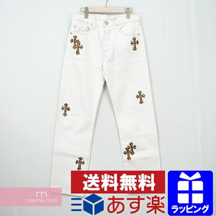 メンズファッション, ズボン・パンツ CHROME HEARTS Denim Pants 30210115-Bme04
