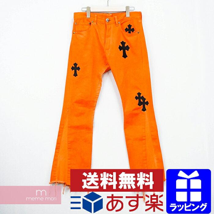 メンズファッション, ズボン・パンツ CHROME HEARTS Denim Pants OFF-WHITEGALLERY DEPT 28210115-Bme04