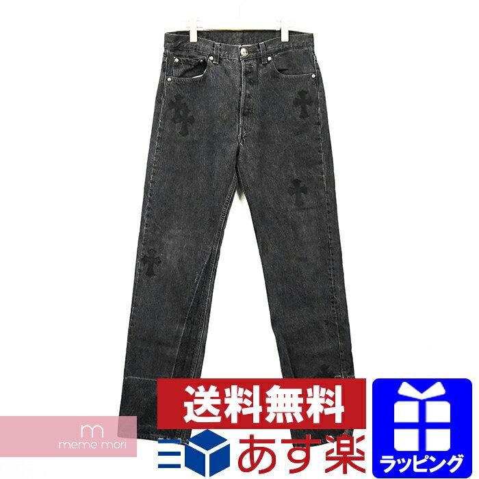 メンズファッション, ズボン・パンツ CHROME HEARTS Denim Pants 501 32210116-Bme04
