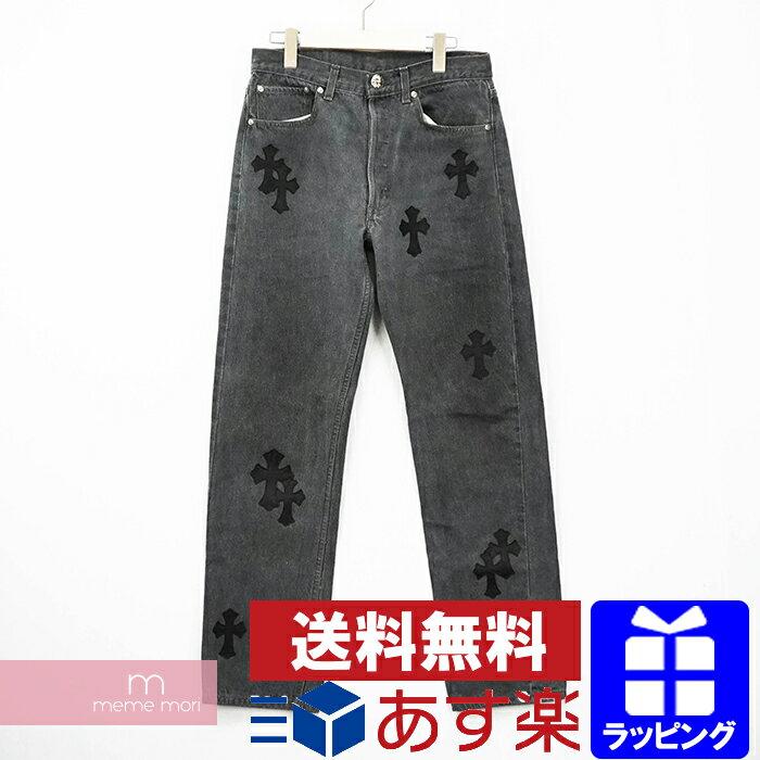 メンズファッション, ズボン・パンツ CHROME HEARTS Denim Pants 501 30210116-Bme04