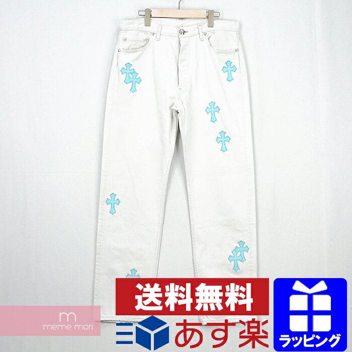 メンズファッション, ズボン・パンツ CHROME HEARTS Denim Pants 501 34 210125-Bme04