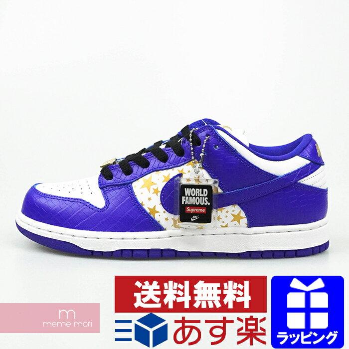 メンズ靴, スニーカー SupremeNIKE SB 2021SS DUNK LOW OG QS Stars Hyper Royal DH3228-100 SB US9(27cm)210507me04me05