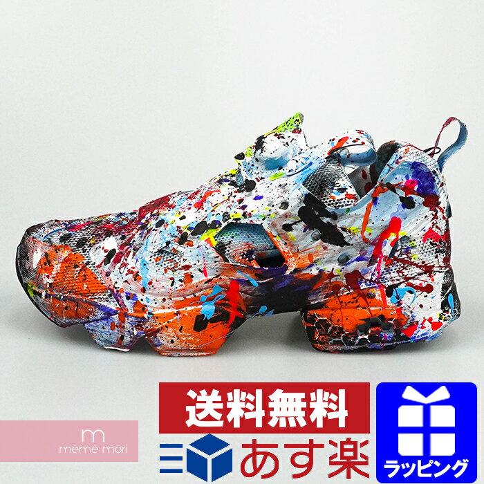 メンズ靴, スニーカー SALEVETEMENTSReebok 2021SS INSTAPUMP FURY The Masterpiece UE51SN300M 41(26.5cm)210325me04
