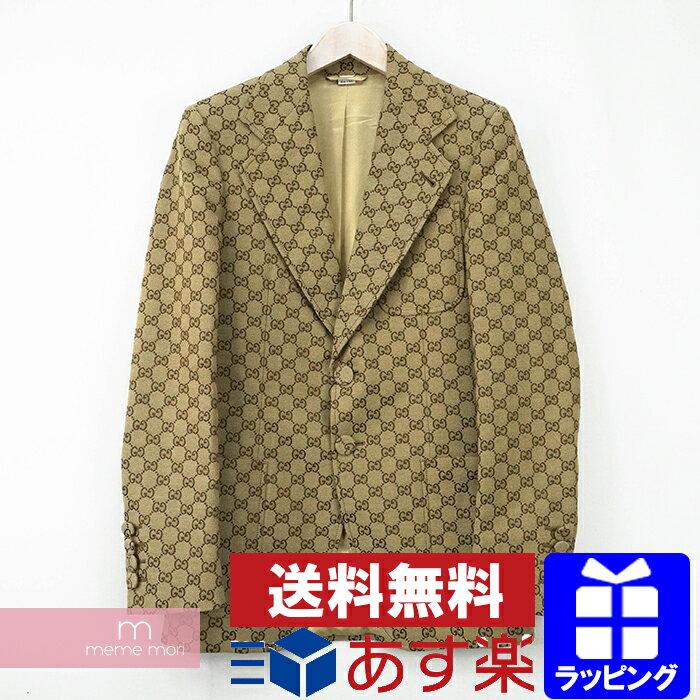 メンズファッション, コート・ジャケット SALEGUCCI 2019AW GG Canvas Jacket 563510 ZKU09 GG 2B 44210420-Ame04me05